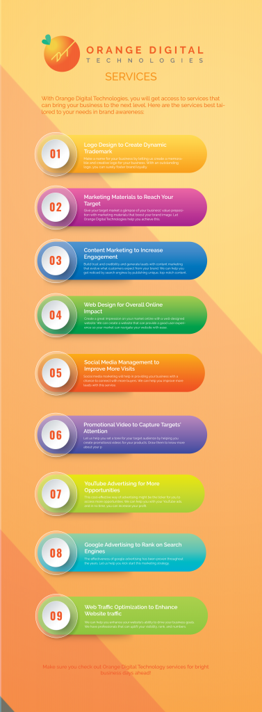 ODT first infographic ODT services